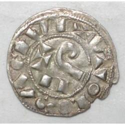TOULOUSE - RAIMOND VII - 1222 - 1249 - OBOLE - R/ TOLOSA CIVI - TTB