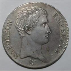 GADOURY 580 - 5 FRANCS 1805 - AN 13 A - NAPOLEON EMPEREUR - SUP