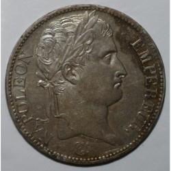 GADOURY 584 - 5 FRANCS 1809 A Paris TYPE NAPOLEON EMPEREUR - KM 673