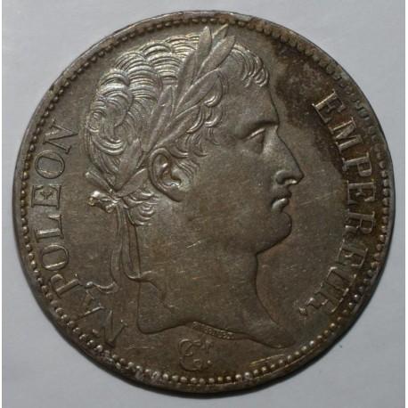 FRANCE - KM 673 - 5 FRANCS 1809 A Paris TYPE NAPOLEON EMPEROR
