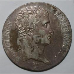 GADOURY 581 - 5 FRANCS 1806 A Paris TYPE NAPOLEON EMPEREUR - TTB+ - KM 673