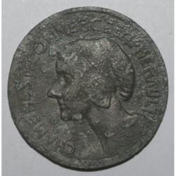 HERAULT ( 34 ) - 25 CENTIMES 1917 - 1920 - CHAMBRE DE COMMERCE - TTB