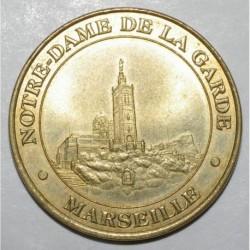 13 - MARSEILLE - NOTRE DAME DE LA GARDE - MDP