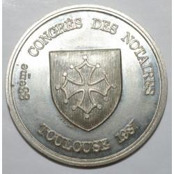 County 31 - TOULOUSE - NOTARIES CONGRESS - 1987 - HALLMARK MINERVA