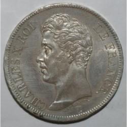 GADOURY 643 - 5 FRANCS 1826 I Limoges TYPE CHARLES X 1er TYPE - SUP - KM 720