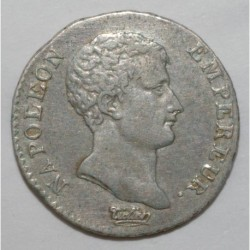 GADOURY 395 - DEMI FRANC AN 13 I LIMOGES TYPE NAPOLEON EMPEREUR - TTB - KM 655.6