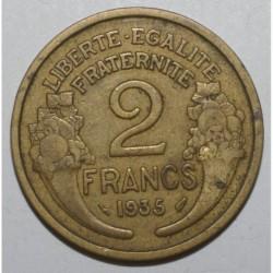 GADOURY 535 - 2 FRANCS 1935 TYPE MORLON - KM 886