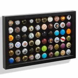 FINESTRA P60 PRESENTATION FRAME FOR 60 BOTTLE CAPS OR CHAMPAGNE TOPS - REF 345773