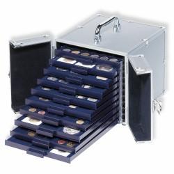 ALUMINIUM COIN CASE CARGO S 10 FOR 10 COIN BOXES SMART - REF 315842