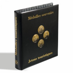 ALBUM OPTIMA POUR MEDAILLES SOUVENIR - REF 342176