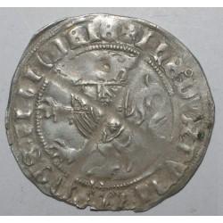 FLANDRE - PHILIPPE - 1419 - 1428 - DOUBLE GROS - TRES TRES BEAU