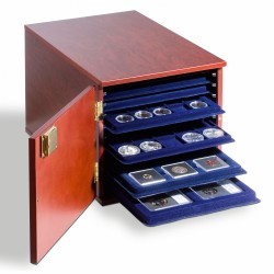NUMISMATIC SAFE FOR 10 TRAYS IN L FORMAT - REF 344974
