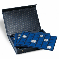 COIN PRESENTATION CASE L INCLUDING 4 COIN TRAYS - REF 330921