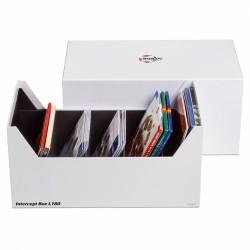 BOX INTERCEPT L 180 POUR COFFRETS BU, LETTRES, DOCUMENTS - REF 345417