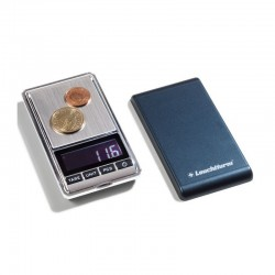 LIBRA 100 DIGITAL COIN SCALE, 0.01 - 100 G - REF 344223