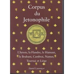 CORPUS DU JETONOPHILE - TOME 5 - L'Artois, la Flandre, le Hainaut, le Brabant..