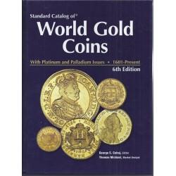 WORLD GOLD COINS - DE 1601 A NOS JOURS - 6ème EDITION 2009
