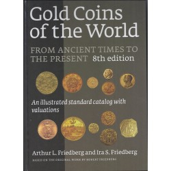 GOLD COINS OF THE WORLD - 8 EME EDITION