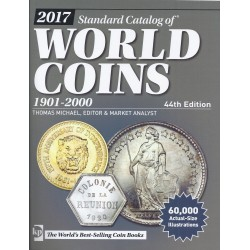 WORLD COINS 1901 - 2000 - 20ème SIECLE - 44 EME EDITION 2017 - REF1842-4