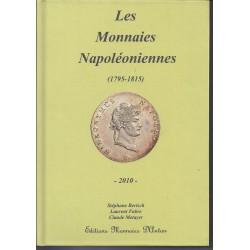 LES MONNAIES NAPOLEONIENNES - 1795-1815