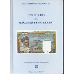 LES BILLETS DU MAGHREB ET DU LEVANT - 1ère Edition 2002 - Volume 11