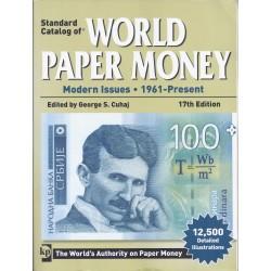 WORLD PAPER MONEY BILLETS DU MONDE DEPUIS 1961 - 17 ème Ed 2011/2012