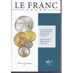 LE FRANC POCHE - 1795 - 2001 - REF 1795/17