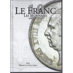 LE FRANC 10 - LES MONNAIES - 1795 - 2001 - REF 1795/14