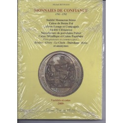MONNAIES DE CONFIANCE - 1791 - 1792