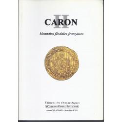 MONNAIES FEODALES FRANCAISES - CARON II
