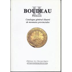 BOUDEAU II - MONNAIES FEODALES
