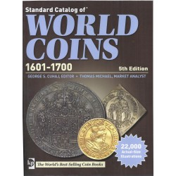 WORLD COINS 1601 - 1700 - 17ème SIECLE - 5 EME EDITION 2012 - REF 1842-1