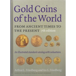 GOLD COINS OF THE WORLD - 7 EME EDITION