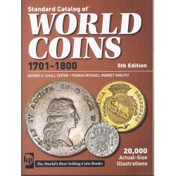 WORLD COINS 1701 - 1800 - 18ème SIECLE - 5EME EDITION 2010 - REF1842-4