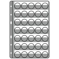5 Recharges COMPART 35, pour 35 muselets de champagne / capsules