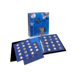 "ALBUM ""TOPSET"" POUR 2 EUROS SOUS CAPSULES VOL.1 2004-2012 - REF 7302-B1/SAFE"