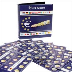"ALBUM ""DESIGNO EURO"" POUR 20 SERIES EURO - REF 5300/SAFE"