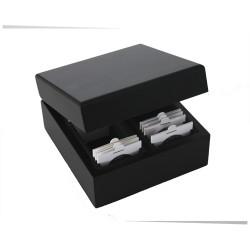 PETIT BOX EN BOIS POUR MONNAIES SOUS ETUIS - REF 748/SAFE