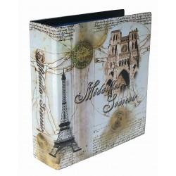 """ALBUM """"ARTLINE"""" POUR MEDAILLES SOUVENIR DE LA MONNAIE DE PARIS - REF 7802/SAFE"""