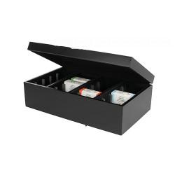 COFFRET-BOX EN BOIS POUR ECRINS INDIVIDUELS - REF 7906/SAFE