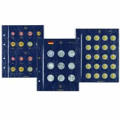 Feuilles numismatiques VISTA Euro
