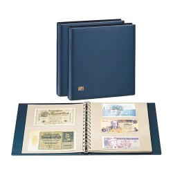 ALBUM FAVORITE FOR BANKNOTES WITH 10 SHEETS - REF 7351 / SAFE