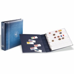 COIN ALBUM NUMIS FOR EUROS SETS