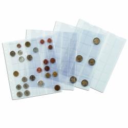 Feuilles / recharges numismatiques NUMIS