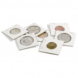 Boite de 25 étuis carton à agrafer (17.5 mm à 39.5)