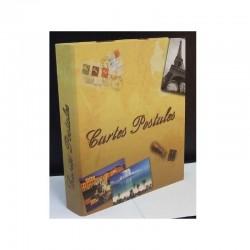 ALBUM POUR CARTES POSTALES - REF 7920/SAFE