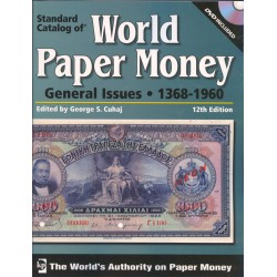 WORLD PAPER MONEY BILLETS DU MONDE DE 1368 A 1960 - 14 ème Ed 2013 - REF 1843