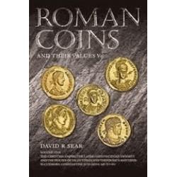 ROMAN COINS - VOLUME 5 - DE 337 A 491APRES JC - 1841-5/SAFE