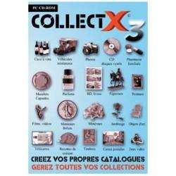 COLLECTIX 3 - LOGICIEL DE GESTION TOUTES COLLECTIONS - REF 1862/13/SAFE