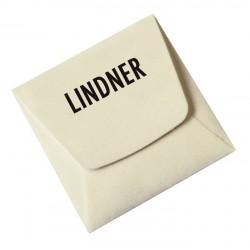 100 SACHETS MONNAIES INDIVIDUELS EN PAPIER BLANC POUR MONNAIES JUSQUE 46 MM - 2053/LINDNER